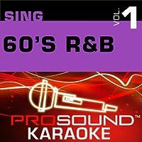 Sing 60's R&B Vol. 1 [KARAOKE]