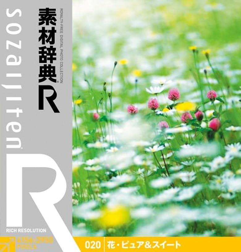 憂鬱お気に入り狐素材辞典[R(アール)] 020 花?ピュア&スイート