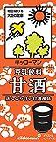 キッコーマン 豆乳飲料甘酒 200ml×18本