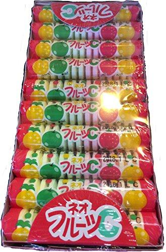 松山製菓 ネオフルーツC 22g×30袋