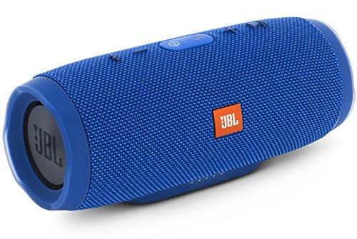 JBL CHARGE3 Bluetoothスピーカー IPX7防水/ポータブル/パッシブラジエーター搭載 ブルー JBLCHARGE3BLUEJN 国内正規品