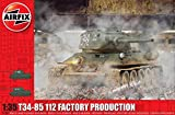 エアフィックス 1/35 ソ連軍 T-34/85 中戦車 第112工場生産型 プラモデル X1361
