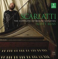 Scarlatti: The Complete Sonatas by Scott Ross (2014-05-27)