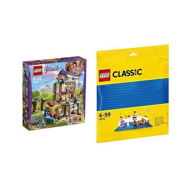 レゴ(LEGO) フレンズ フレンズのさくせんハ...の商品画像