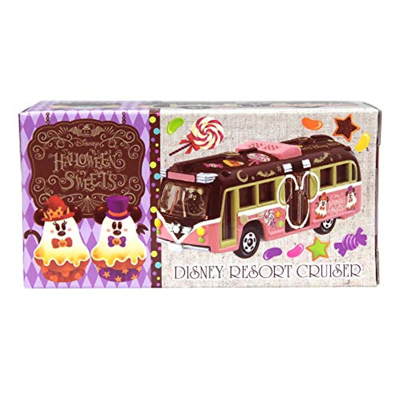 ディズニー ハロウィーン ハロウィン 2018 リゾート (スウィーツ) トミカ ( リゾートクルーザー ) ミッキー ミニー ミニカー おもちゃ リゾート限定