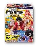 ワンピースATTACK MOTION 10万 vs. 10 10個入 BOX (食玩)