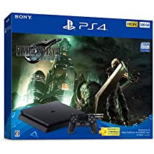 PlayStation 4 FINAL FANTASY VII REMAKE Pack(HDD:500GB)