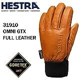 HESTRA(ヘストラ) ヘストラ スキーグローブ ゴアテックス OMNI GTX FULL LEATHER/CORK(31910-710700)(16-17 2017)hestra スキーグローブ 7
