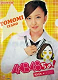 セブンイレブン限定 ぷっちょ×AKB48 AKBちょ クリアファイル 第3弾 板野友美