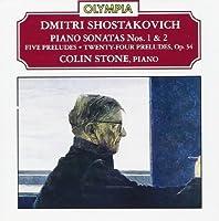 Shostakovich;Piano Sonatas