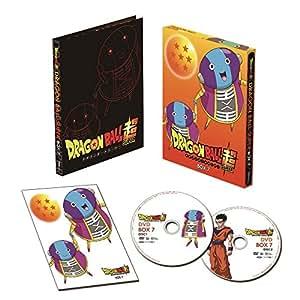 【Amazon.co.jp限定】ドラゴンボール超 DVD BOX7(オリジナルA4クリアファイル付)