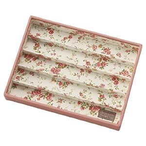 茶谷産業 Blossom ネックレストレー ピンク 240-624P