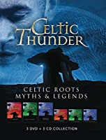 Celtic Roots Myths & Legends (3CD+3DVD)