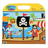 Stephen Joseph Magnetic Play Set Pirate 【You&Me】 [並行輸入品]