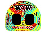 Best Towables - WOW World of Watersports,Macho 16-1010 1 to 2 Review