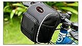 自転車 フレーム バッグ 【KuGi】 自転車用 フレームバッグ 防水 軽量 多機能 カバン 収納力抜群 ハンドルバー バッグ アウトドアスポーツに最適 マウンテンバイク サドルバッグ