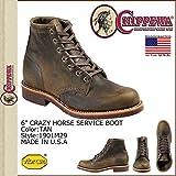 (チペワ)CHIPPEWA ブーツ 6INCH SERVICE BOOT 6インチ サービス ブーツ 1901M29 (並行輸入品)