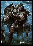マジック:ザ・ギャザリング プレイヤーズカードスリーブ 『エルドレインの王権』 《呪われた狩人、ガラク》 (MTGS-122)