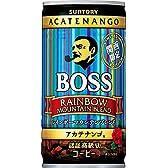 缶コーヒー ボス 関西限定 レインボーマウンテン 185g缶×30本