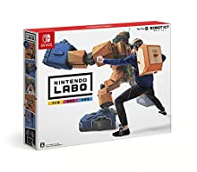 Nintendo Labo Toy-Con 02: Robot Kit 【Amazon.co.jp限定】アイテム未定 付