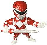 Funko - Figurine Power Rangers - Red Ranger Metals 10cm - 0801310981269