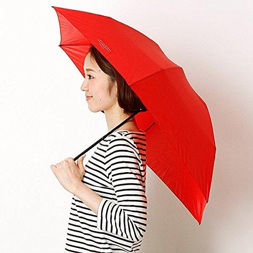 マッキントッシュ フィロソフィー(MACKINTOSH PHILOSOPHY) 【軽量約84g!】【14色展開】ユニセックス折りたたみ傘(バーブレラ Barbrella(R))【レッド/50CM】