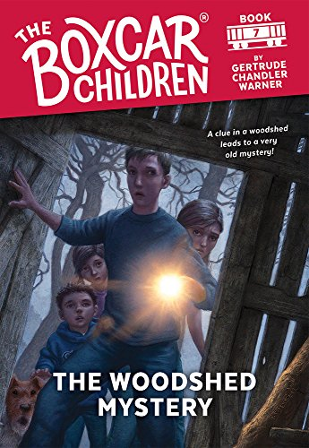 The Woodshed Mystery (Boxcar Children Mysteries)の詳細を見る