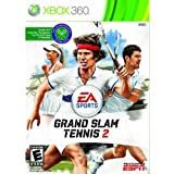 Xbox360 EA SPORTS グランドスラム テニス 2 アジア版