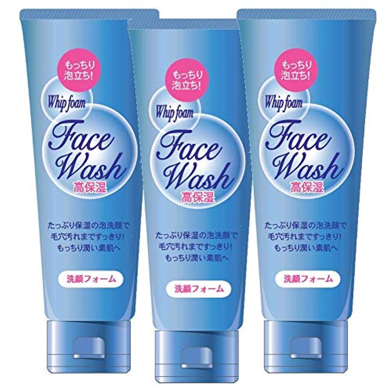 ほぼかすかなストライプたっぷり泡洗顔フォーム150g (150g*3本)