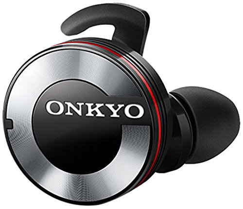 ONKYO フルワイヤレスイヤホン ブラック W800BTB