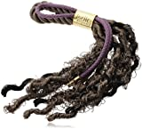[ジョエル ガニャール] Joelle Gagnard twist rope barrette Joe14SP-30 purple