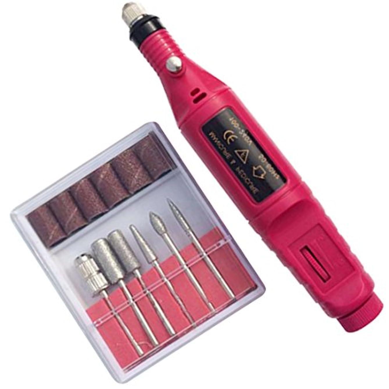 分類マーキー標高電動ネイルマシン ペディキュア工具 マニキュア 電動ドリルファイル 研削 研磨