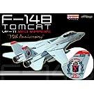 1/72 WW.II アメリカ海軍 F-14B トムキャット VF-11 レッドリッパーズ 75周年記念