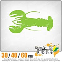 KIWISTAR - Lobster - Lobster - Cancer - Cancer 15色 - ネオン+クロム! ステッカービニールオートバイ