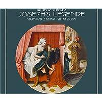 リヒャルト・シュトラウス:バレエ音楽「ヨーゼフ伝説」Op.63(R. Strauss: Josephs Legende)