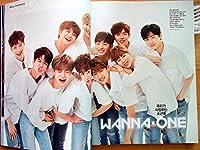 [WANNA ONE ワナワン カン・ダニエル] 韓国雑誌切り抜き 9P+目次/2017年9月