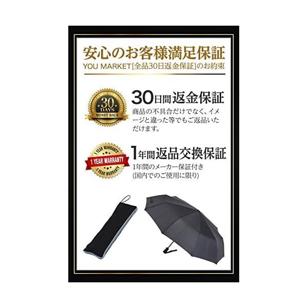 GranPara おりたたみ傘 ワンタッチ自動...の紹介画像7
