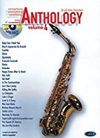 Anthology Alto Sax V.4 + CD