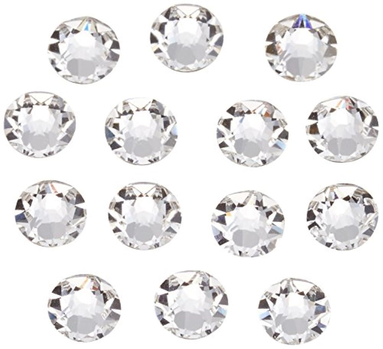 フライカイト贅沢鹿ネイルアートパーツ クリスタル SS12:3.0~3.2mm 240P