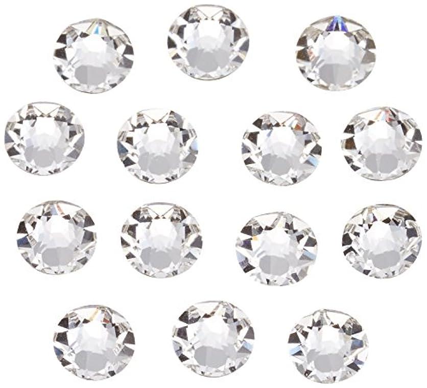 サイドボードマングル報いるネイルアートパーツ クリスタル SS12:3.0~3.2mm 240P