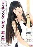ゼッタイ弾ける!カッティング・ギター超入門[ATDV-339][DVD]