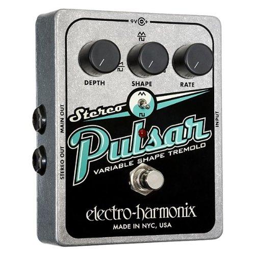 Electro Harmonix エフェクター Stereo Pulsar ステレオ パルサー 直輸入品