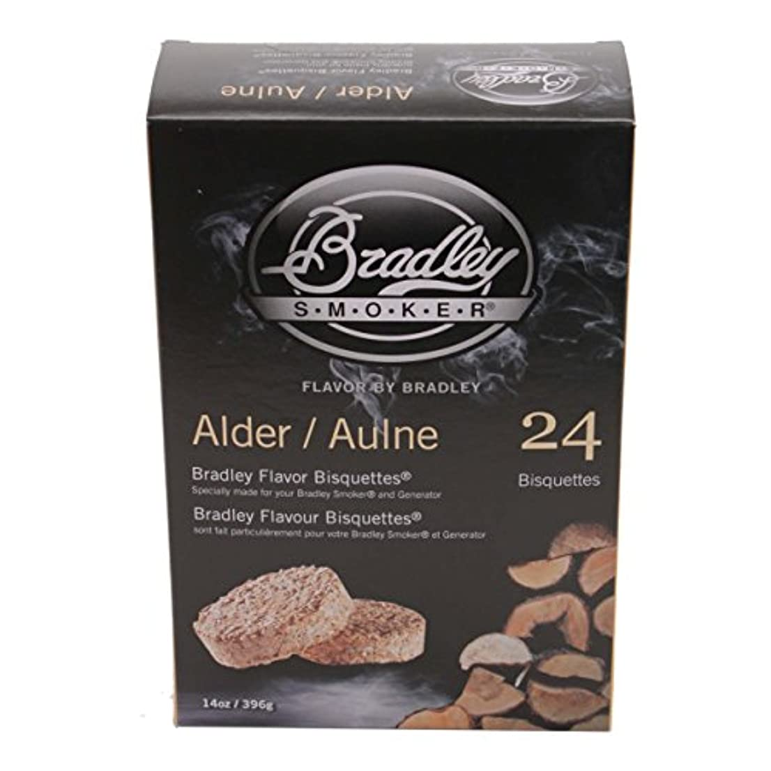 することになっている無駄な紀元前BRADLEY ALDER FLAVOUR SMOKERS BISQUETTES (PACK OF 24)