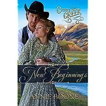 New Beginnings (Cutter's Creek Book 3)