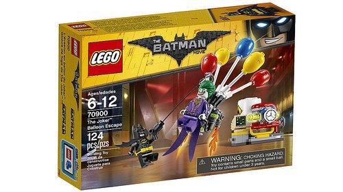 レゴ バットマン ムービー 70900 ジョーカー 気球で逃亡 【国内正規品】
