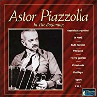 In the Beginning by Astor Piazzolla