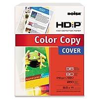 Boise HD : Pカラーコピーカバー80ポンド。98明るさcas-bcc8011