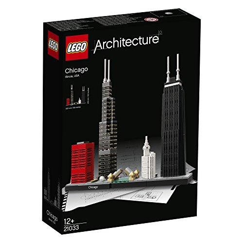 レゴ(LEGO) アーキテクチャー シカゴ 21033