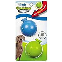 Grriggles Canine Challenge Ball Toy, 2-Pack [並行輸入品]