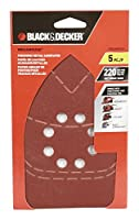 Black & Decker 74–673メガマウス用紙–Fine ( 220-grit )